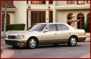While the flagship LS 400 was the breakthrough car for Lexus, in 1998 it showed the RX 300 crossover, that caught Detroit unaware and catapulted the nascent Luxury brand into U.S. luxury sales leadership.