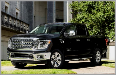 AutoInformed.con on Nissan Titan Texas Trim Package