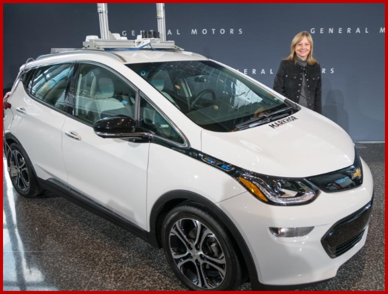 AutoInformed.com on General Motors said in December it will immediately begin testing autonomous vehicles on public roads. GM also said it will manufacture the next generation of its autonomous test vehicles at its Orion Township, MI, assembly plant beginning in early 2017.