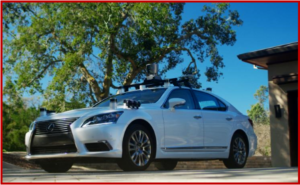 AutoInformed.com on Toyota Autonomous Vehicle 2.0