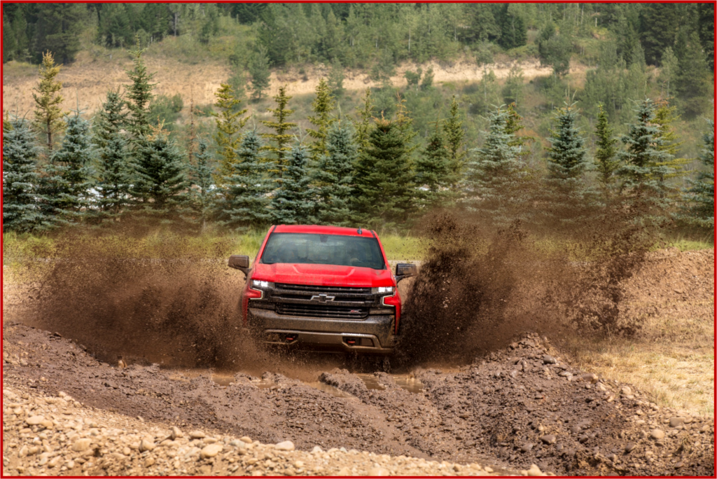 AutoInformed.com on 2019 Chevrolet Silverado LT Trail Boss