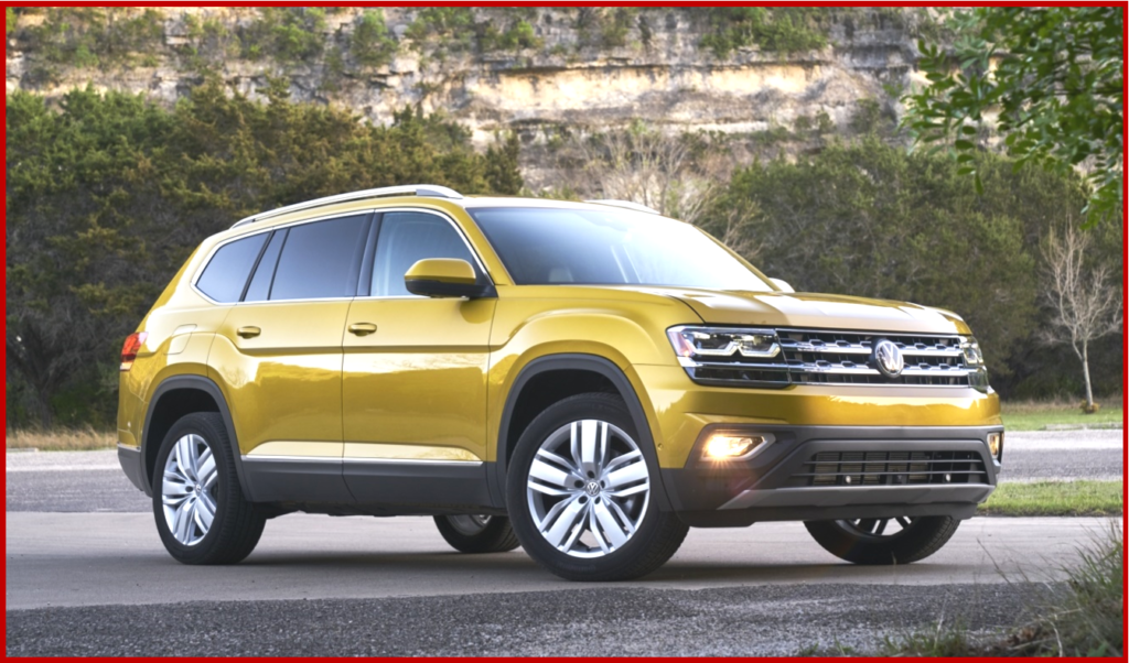 AutoInformed on 2019 Volkswagen Atlas