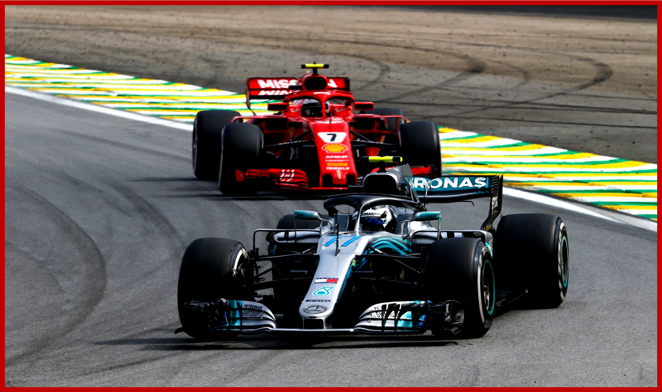 AutoInformed.com on Mercedes-AMG Petronas Motorsport Win 2018 F1 Constructors Championship in Brazil.