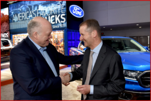 AutoInformed.com on Ford Volkswagen Alliance