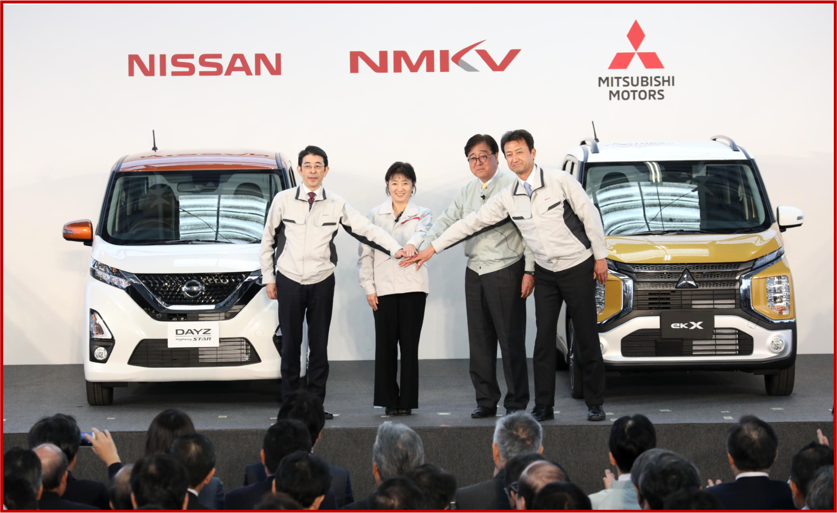 AutoInformed.com on Production of Mitsubishi eK wagon and Nissan Dayz at Mitsubishi's Mizushima Plant in Kurashiki, Japan.
