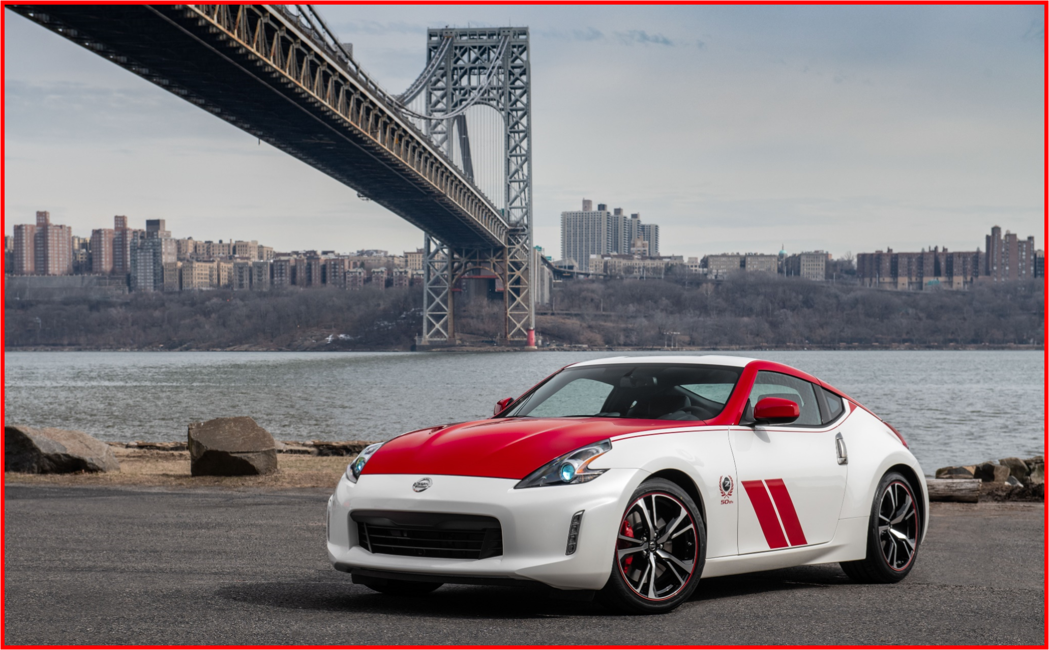 AutoInformed.com on 2020 Nissan 370Z 50th Anniversary Edition - White with Red