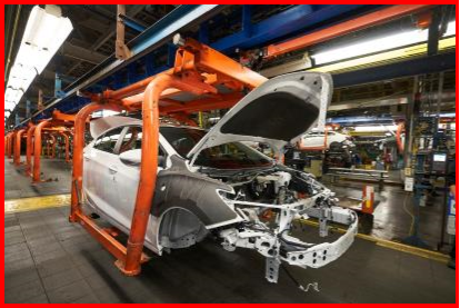 AutoInformed.com on Final Chevrolet Cruze in LS trim rolls of the line at GM Lordstown Assembly Plant in Warren, Ohio as GM moves production to Mexico.