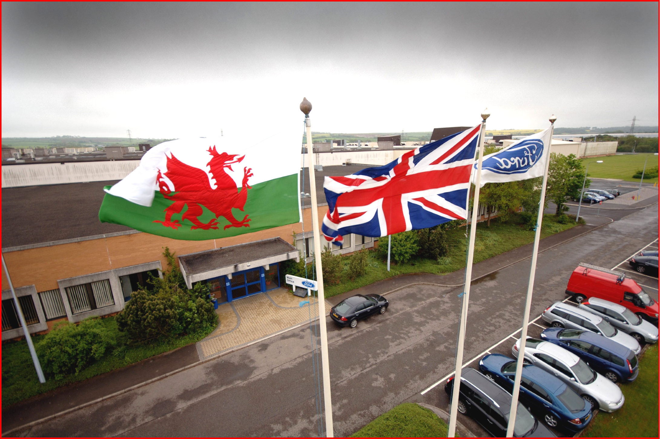 AutoInforemd.com on Ford Bridgend engine plant in South Wales.
