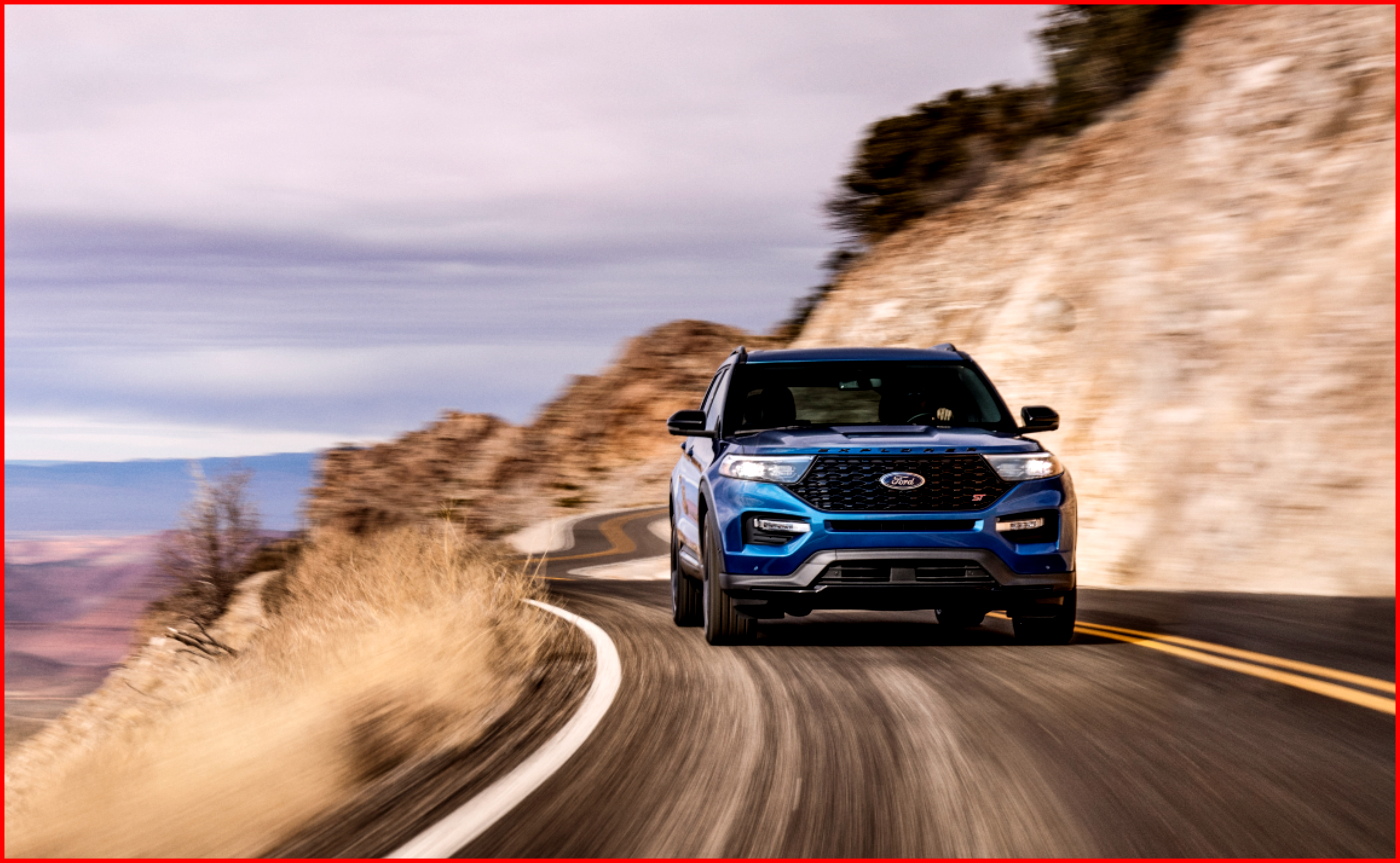 AutoInformed.com on Driving the 2020 Explorer ST and Hybrid