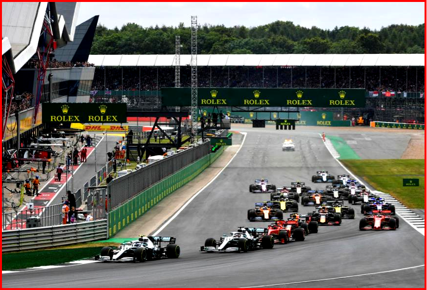 AutoInformed.com on British Grand Prix