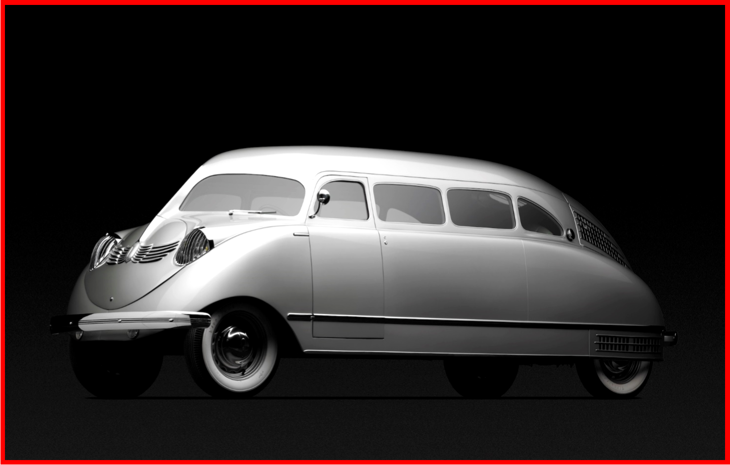 AutoInformed.com on 1936 Stout Scarab Minivan